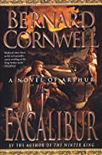 Excalibur (The Warlord Chronicles), cover images may vary