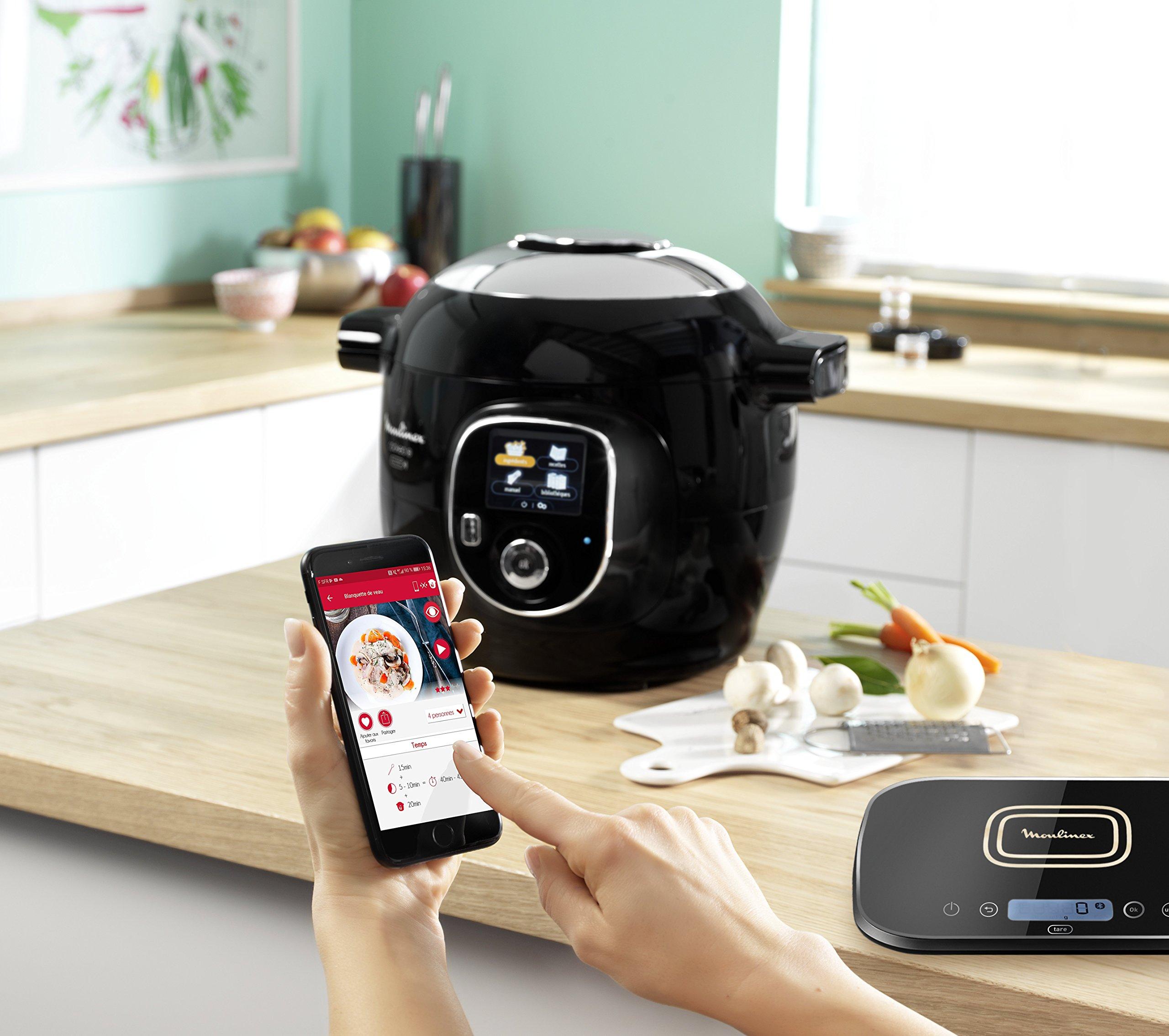 Moulinex CE856800 olla multi-cocción - Ollas multi-cocción: Amazon.es: Hogar