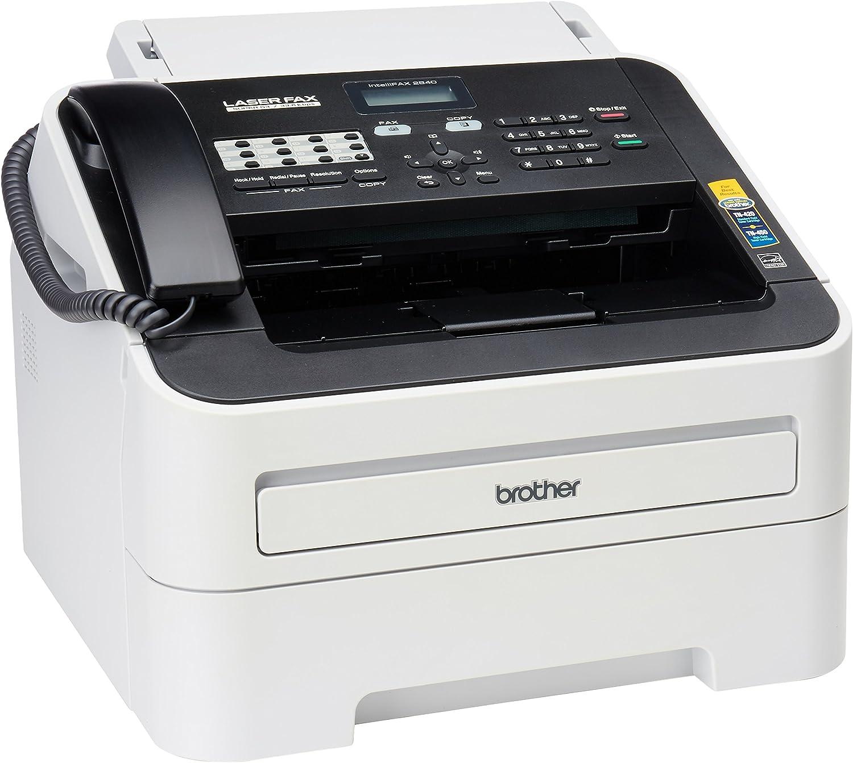 Brother FAX-2840 High-Speed Mono Laser Fax Machine