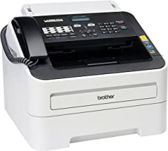 Brother FAX-2840 High Speed Mono Laser Fax Machine, Dark/light gray – FAX2840