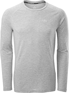 Kathmandu driMOTION Men's Long Sleeve Tee Active Gym Performance T-Shirt