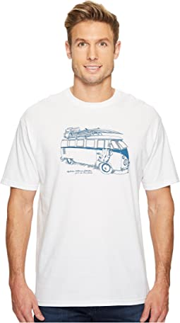 Quiksilver Waterman - Mexican VW Short Sleeve Tee