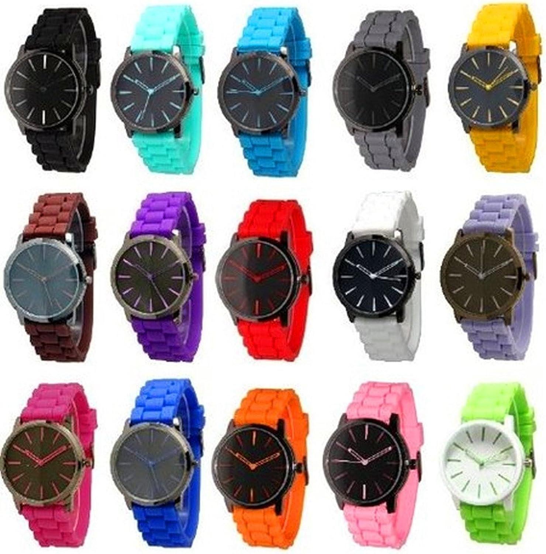 Wholesale Lot of 10 Unisex Watches (10 pcs)