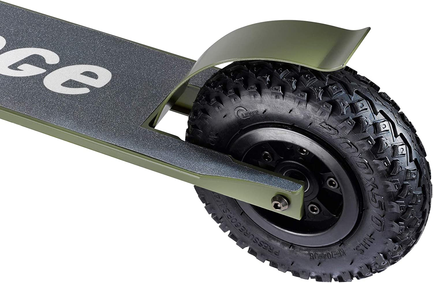 Sterzo Scooter all Terrain Trick Scooter w Pneumatici Pneumatici Pneumatici 200mm forche Stile BMX