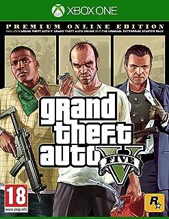 Grand Theft Auto V - Premium Online Edition Xbox1 (Xbox One)