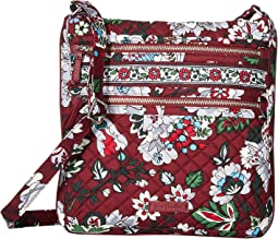 1d1f2e6410c8 Vera bradley keep charged triple zip hipster bohemian blooms ...