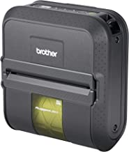 $129 » Brother Industries, Ltd - Brother RuggedJet RJ4040 Direct Thermal Printer - Monochrome - Mobile - Label Print - NO Battery, NO Cables (Renewed)