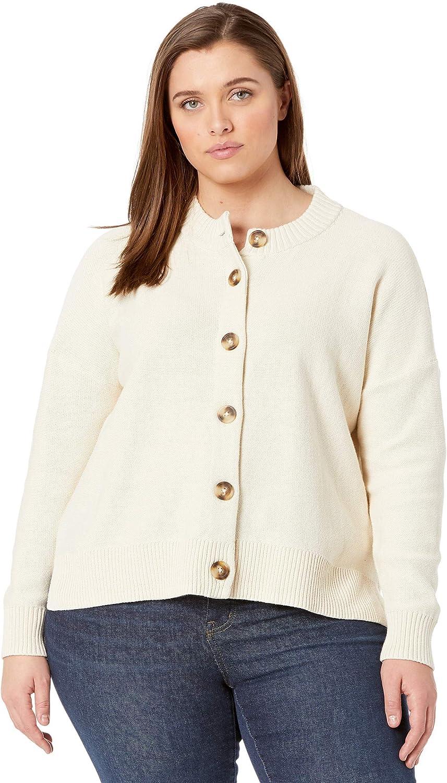 Madewell Plus Size Caramel Apple Cardigan
