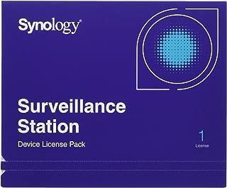 【カメラライセンス】Synology Device-License-Pack1 [追加1ライセンス]