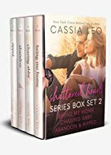 Shattered Hearts Series: Box Set 2 (Books 4-7): Includes: Bring Me Home, Abandon, Chasing Abby, and Ripped +Bonus Scenes!
