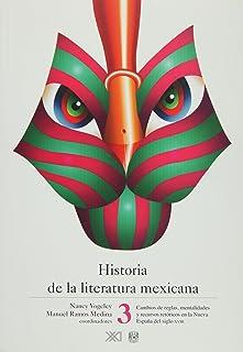 Historia de la literatura mexicana: Cambios de reglas, menta