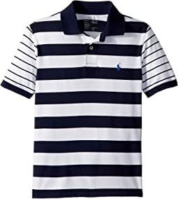 Moisture-Wicking Polo Shirt (Big Kids)