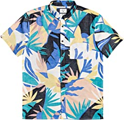 Snow White Tropical Floral