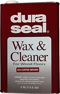 dura seal wax and cleaner