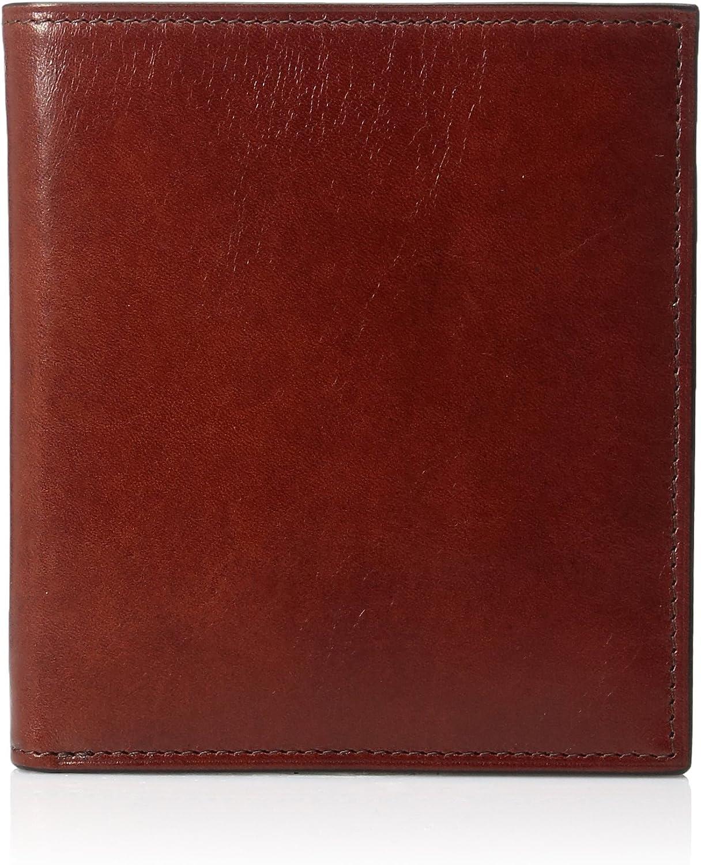 Men/'s Black Leather Mechanic Wallet Genuine Survival Automotive Gift Card Pocket
