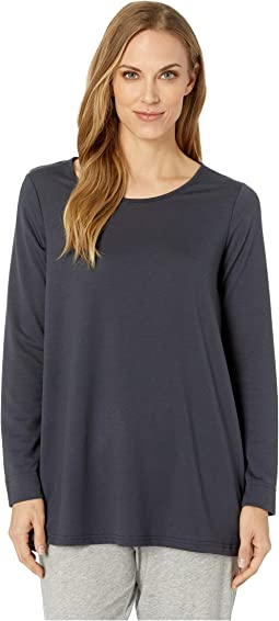 Nvious Long Sleeve Top Baby French Terry