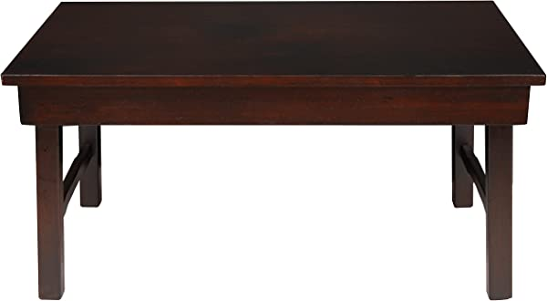 Oriental Furniture Rosewood Korean Tea Table