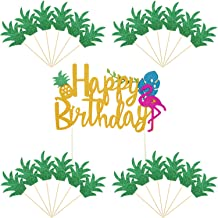 Best hawaiian birthday cake toppers Reviews