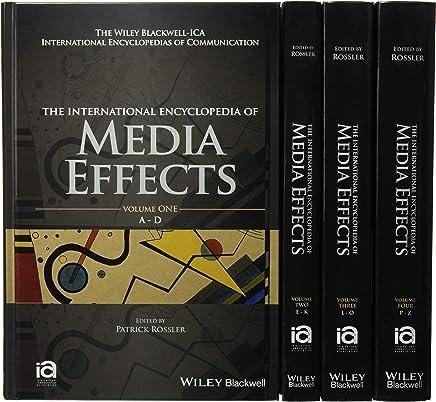 The International Encyclopedia of Media Effects, 4 Volumi