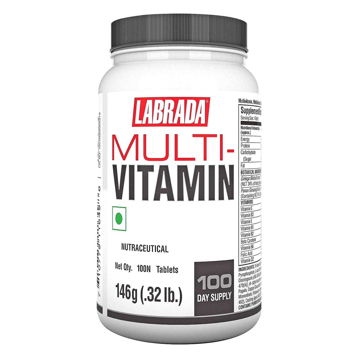 Labrada Multi-Vitamin