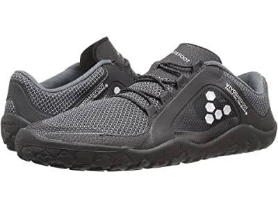 Vivobarefoot Primus Trail (Black/Charcoal Mesh) Men