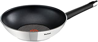 Tefal E8241934 Emotion Induction Poêl Wok 28cm