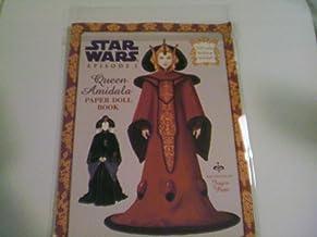 Star Wars: Episode 1: Queen Amidala Paper Doll Book