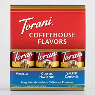 Torani Syrup Trial Size Sampler 3-Pack - 50 ml each Each