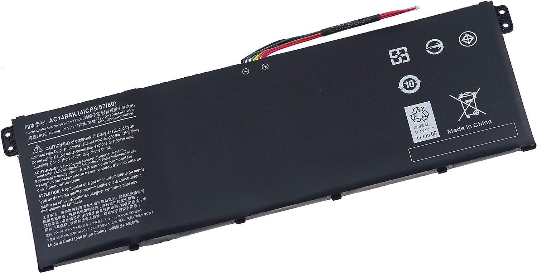 AC14B8K Laptop Battery for Acer CB5-571 CB3-111 Brand new Mail order cheap Chromebook C910