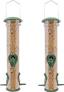 Best glass tube bird feeder Reviews