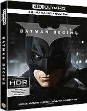 Batman Begins (4K Ultra Hd+Blu Ray) [Blu-ray]
