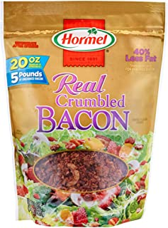 Hormel Premium Real Crumbled Bacon 20 oz
