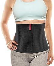 """ORTONYX 10.25 """"بند قابل تنفس شکم / بسته بندی بعد از عمل بعد از زایمان / کمربند پشتیبان شکم برای زنان و مردان / ACOX524010"""