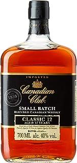 カナディアンウイスキー カナディアンクラブ クラシック 12年 [ ウイスキー カナダ 700ml ]