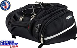 Chase Harper USA 4502 RipStream Tail Trunk - Water-Resistant, Tear-Resistant, Industrial Grade Ballistic Nylon with Adjustable Strap Mounting System for Universal Fit