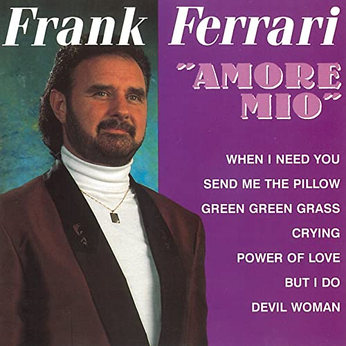 Amore Mio Von Frank Ferrari Bei Amazon Music Amazon De