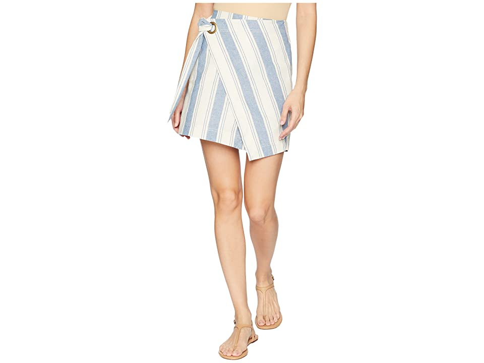 Free People Tuscan Sunrise (Blue Combo) Women