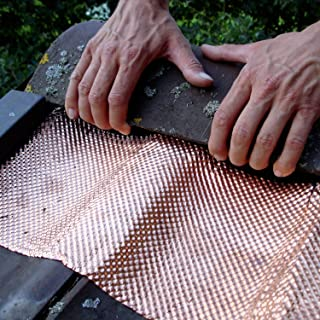 X4-Tools - Cinta para protección de tejado (5 m, cobre, con