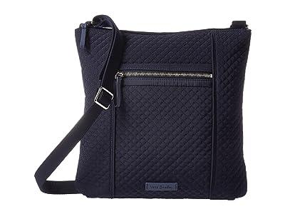 Vera Bradley Hipster (Classic Navy) Handbags