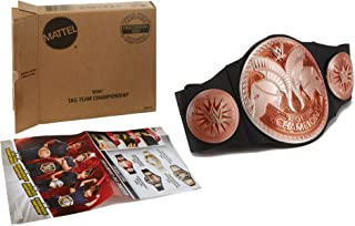 WWE Tag Team Championship Belt, Frustration-Free Packaging