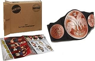 WWE Tag Team Championship Belt, Frustration-Free Packaging