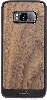 galaxy s8+ wood case