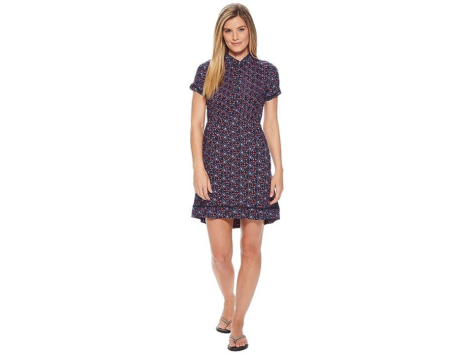 Mountain Khakis Wildflower Dress (Twilight Print) Women