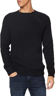 Calvin Klein Jeans Men's Moto Zip Sweater