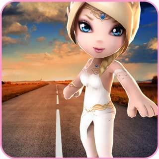 Princess Crossy Game Road Fun (Free)