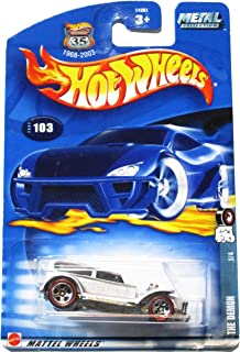 Hot Wheels Red Line Series #1 The Demon #2002-103 Collectible Collector Car Mattel 1:64 Scale