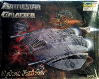 Battlestar Galactica - Cylon Raider Model by Revell/Monogram 1997