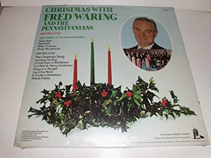 Christmas With Nat King Cole And Fred Waring And The Pennsylvanians
