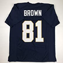 custom authentic notre dame football jersey