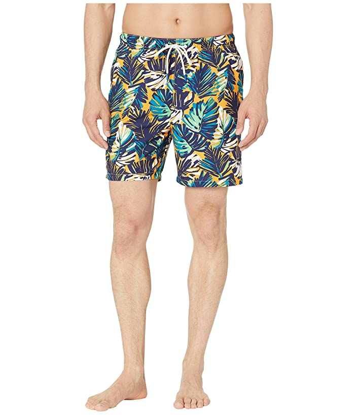 Tommy Bahama Naples Zocca Fronds Swim Trunk (Maui Mango) Men